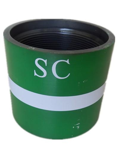 SC短圆套管接箍J55