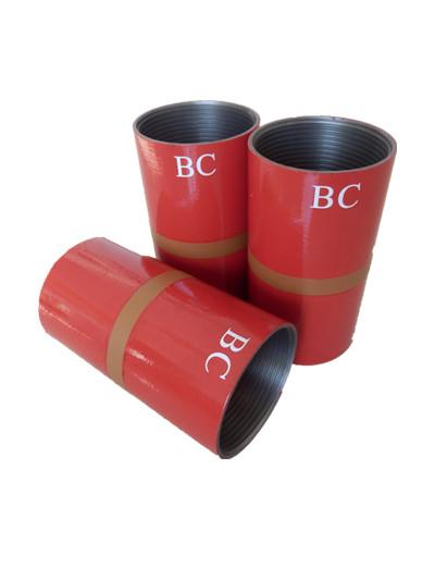 BTC偏梯螺纹套管接箍L80